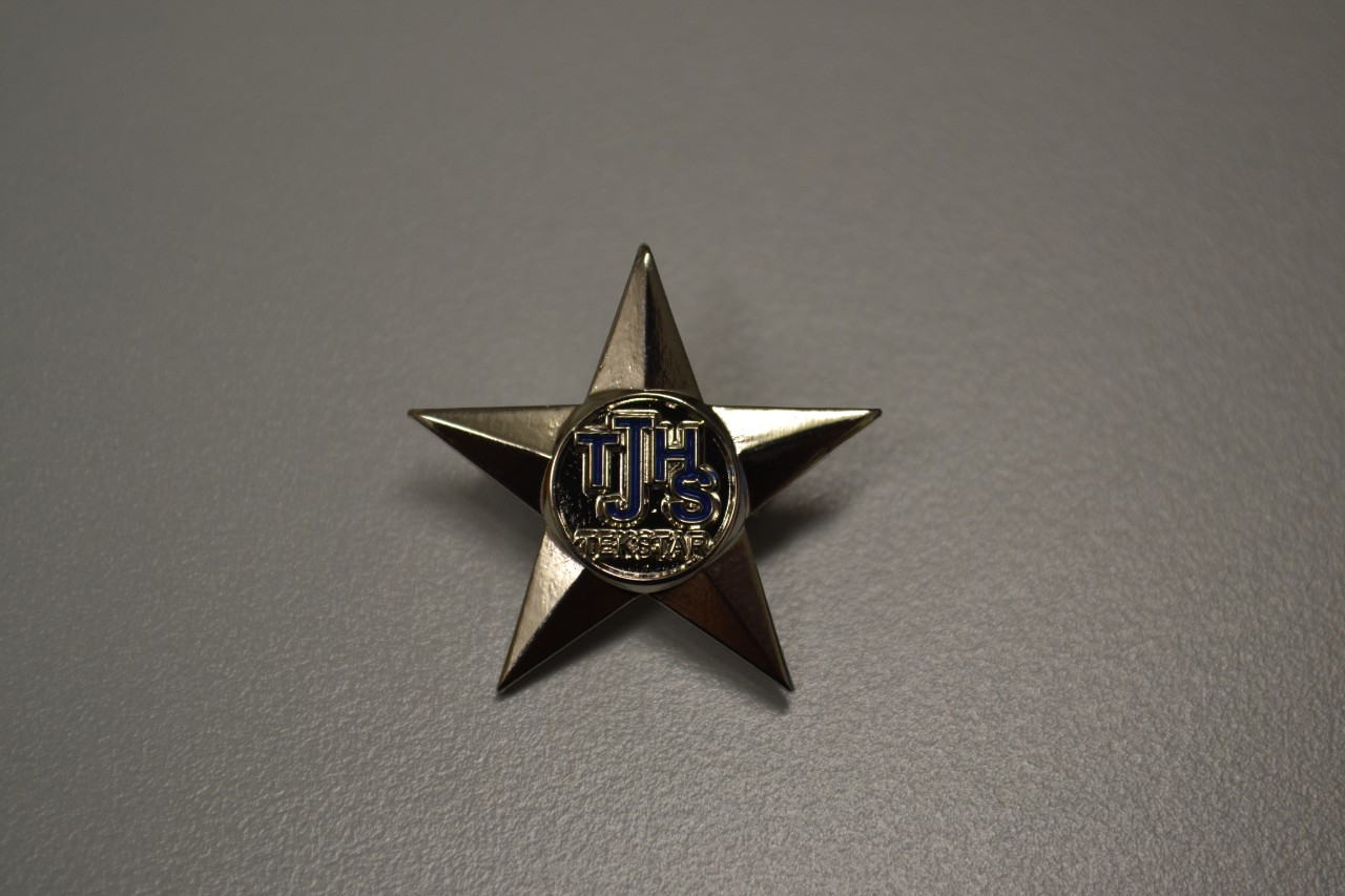 TJHS Tek Star badge